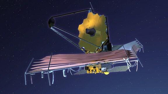 Hubble Teleskop Nachfolger