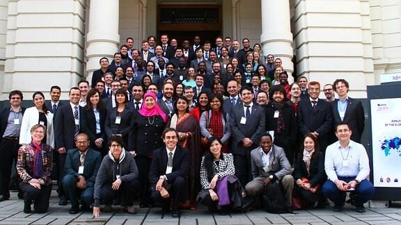 Die Global Young Academy - die besten Nachwuchswissenschaftler der Welt
