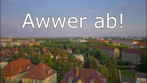 Hallisch - Awwer ab!