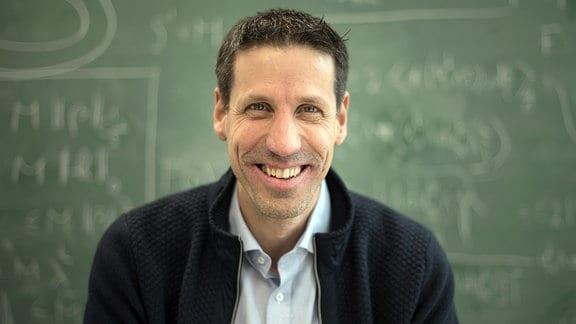 Laszlo Szekelyhidi, Leibnizpreisträger 2018, Mathematisches Institut der Universität Leipzig
