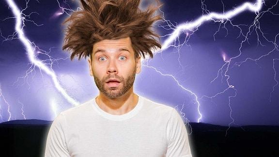 WWW - Du vom Blitz getroffen wirst