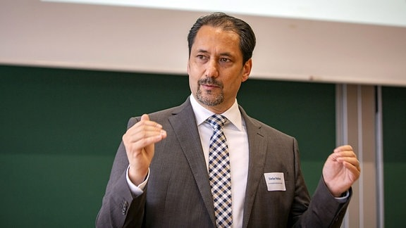 Stephan Rebhan, Leiter Powertrain Technology Innovation Continental