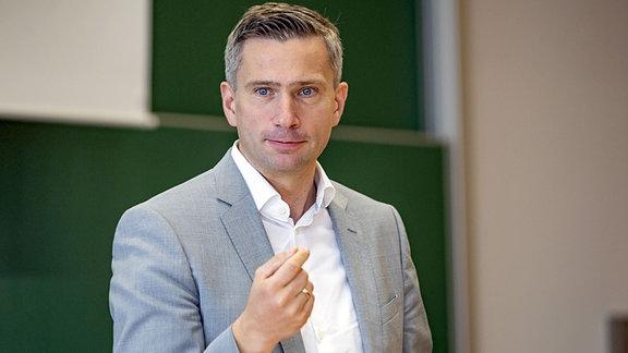 Martin Dulig, Wirtschaftsminister Sachsen