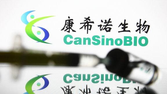 Cansino Biotech Corona Impfstoff >>CanSinoBIO<<