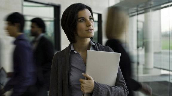 Chefin weibliche Führungskraft