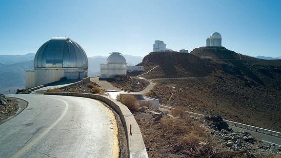 Europäische Südsternwarte Chile