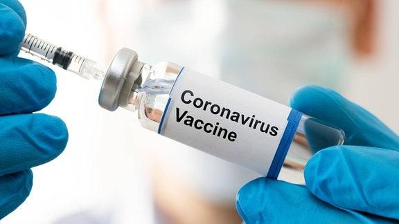 ein Impfstoff