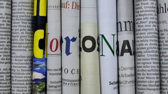 Corona Journalismus