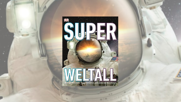 Cover des Buches 'Super-Weltall'