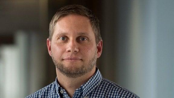 Molekularbiologe Dr. Holger Cynis