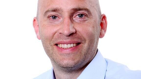 Der Sportwissenschaftler Prof. Daniel Memmert.