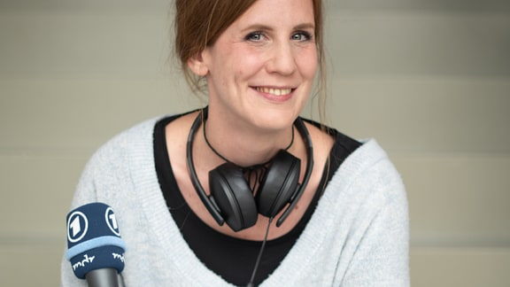 Porträtfoto der MDR Reporterin Daniela Schmidt