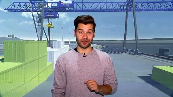 Digitaler Hafen