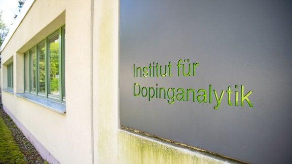 Institut für Dopinganalytik Kreischa