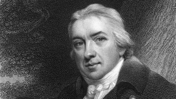 Edward Jenner (1749-1823) English physician.