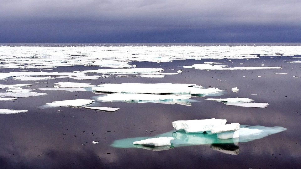 Arktische Erwärmung kostet bis zu 70 Billionen Dollar mehr