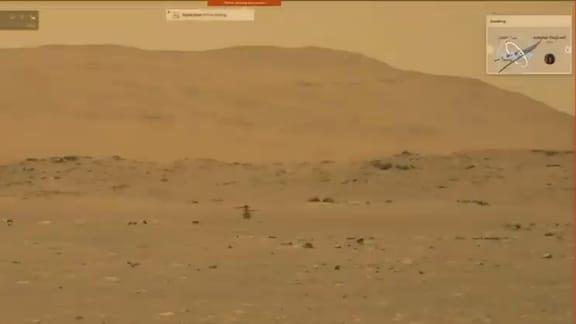 Mars Helikopter