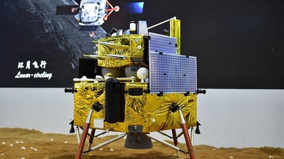 Mondfahrzeug Chang'e 5