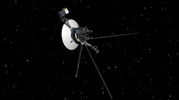 Die Raumsonde Voyager 2