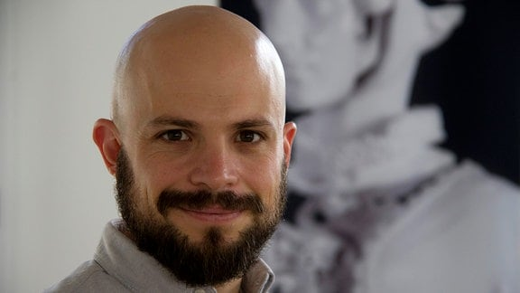 Psychologe Federico Alvarez Igarzábal im Portrait.