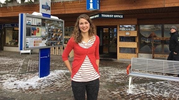 Simona Altwegg von Zermatt Tourismus