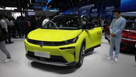 GAC Aion V electric SUV