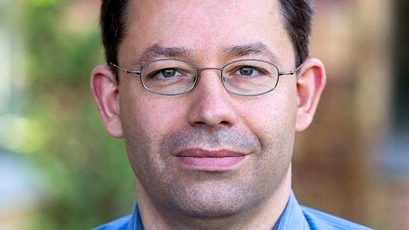 Dr. Georg Feulner vom Potsdam-Institut für Klimafolgenforschung (PIK)