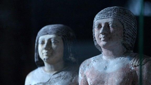 Statuen Heliopolis