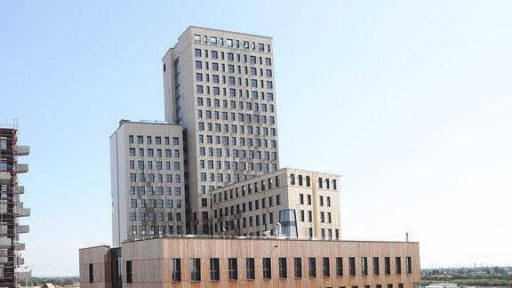 Holzhochhaus Hoho Wien