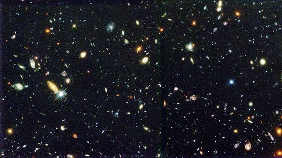 Hubble Deep Field 1994