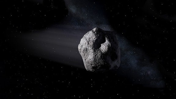 Illustration Asteroid