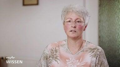 Frau Heinzmann aus Dippoldiswalde