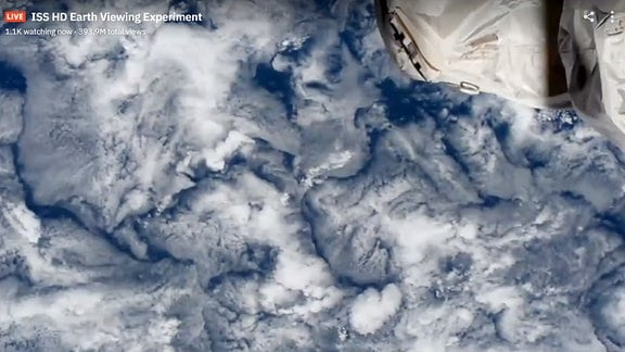 ISS LIvecam 12. April 15:00 Uhr