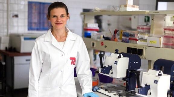Dr. Jennifer Rosowski  nachwachsende Zähne