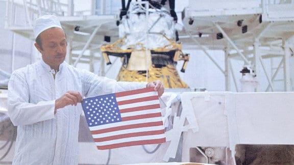 John Casani, 1977 Projektmanager Voyager