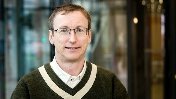 Prof. Kai-Uwe Goss vom UFZ Leipzig