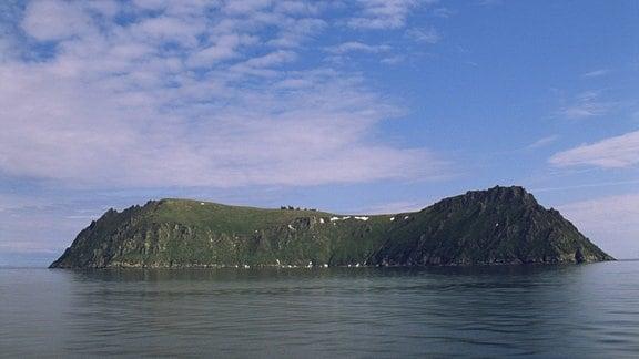 King Island im Beringmeer