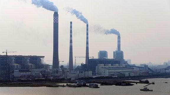 China Kohlekraftwerk