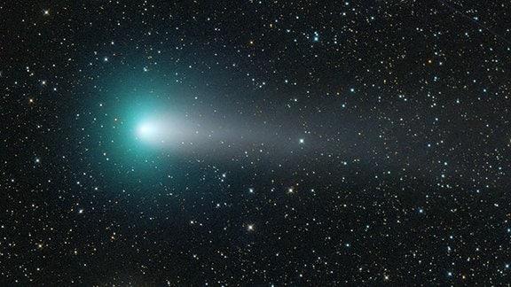 Optische Beobachtung des Kometen 21P/Giacobini-Zinner im August 2018