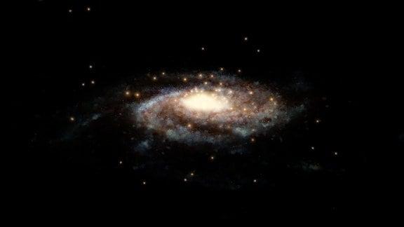 Kugelsternhaufen im Umkreis der Milchstraße