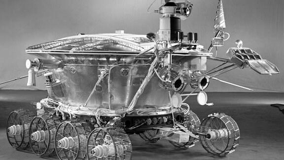 Lunochod 1 Sowjetischer Mond-Rover