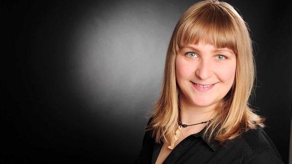 Die Leipziger Psychologin Mandy Rogalla.