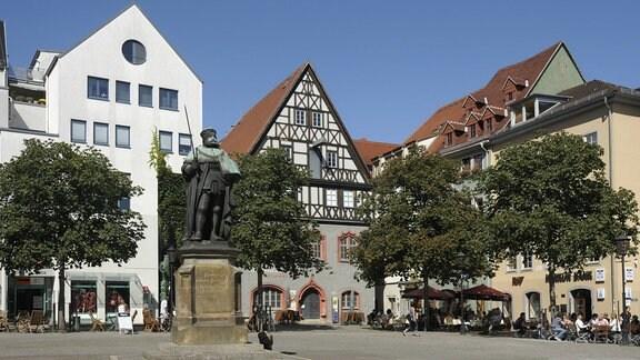 Marktplatz, Jena