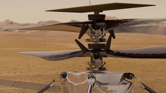 Mars Helicopter Ingenuity