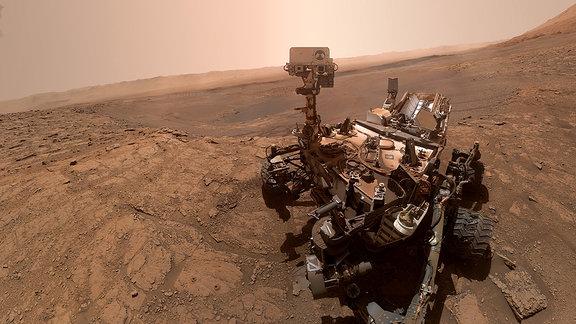 "Marsrover ""Curiosity"""