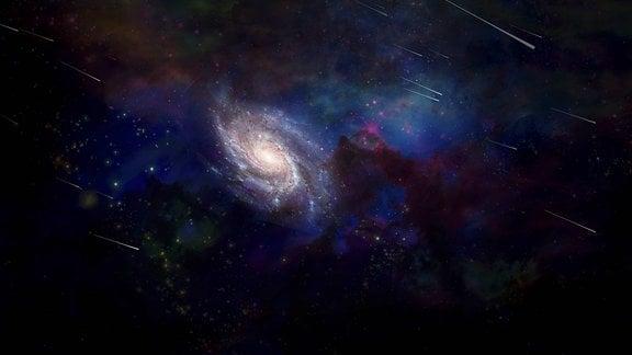 Symbolfoto: Dunkle Energie im Universum