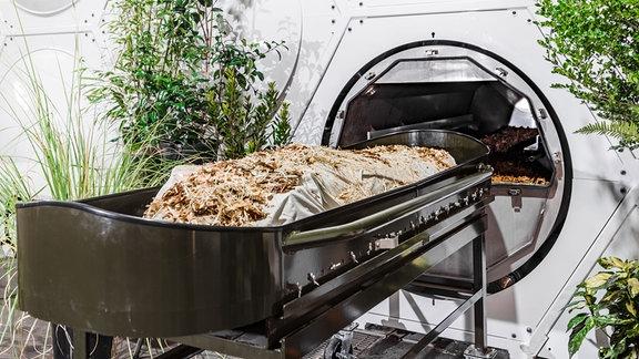 Human Composting - eine neue Berdigungsform
