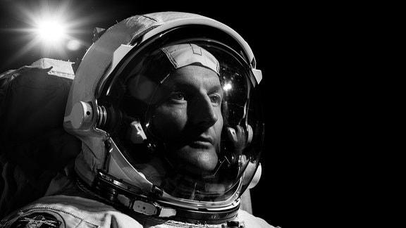 Der deutsche ESA-Astronaut Matthias Maurer.