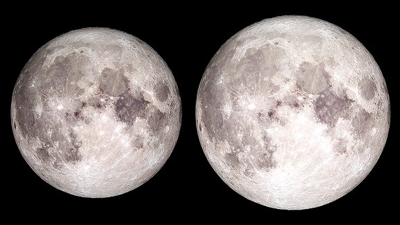 Mondvergleich