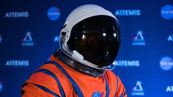 NASA-Anzüge Artemis - Dustin Gohmert